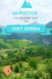 20 photos that will inspire you to visit Serbia