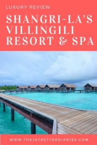 Shangri-La's Villingili Resort & Spa Maldives – Luxury Review
